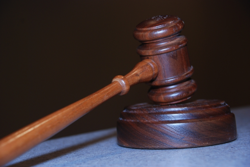 Immigration gavel
